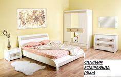 Кровати из дерева Эсмеральда. Деревянные кровати (фото, цены) / Ліжка з дерева Есмеральда. Деревяні ліжка (фото, ціни)