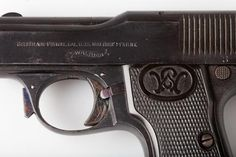 Walther Patent Mod 1
