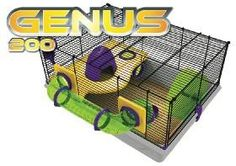 Super new Rotastak hamster cage from Armitage pet care with bottle wheel and house and mezzanine floor with tubing. £39.99
