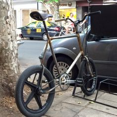 Fixed gear bike Argentina small wheels Buenos Aires