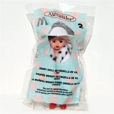 Madame Alexander Doll - Wendy Doll as Cruella De Vil - McDonald's 2004 2 * This is an Amazon Affiliate link. More info could be found at the image url.