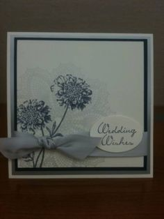 Wedding Card by idraglamom - Cards and Paper Crafts at Splitcoaststampers