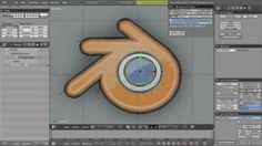 Working with Curves in Blender. Blender's Curve-Tools are quite a powerful and convenient way to model all kind of things. Tubes, Lathe-Obje...