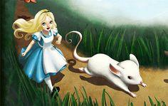 Alice in Wonderland | By Marina