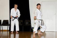 sensei Hirokazu Kanazawa y Nobuaki kanazawa, SKIF (shotokan Karate Do)