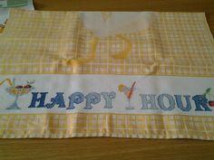 Asciugapiatti Happy Hour