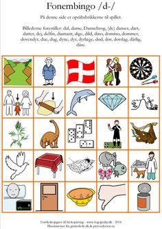 (2014-08) Fonembingo - alle ord begynder med d
