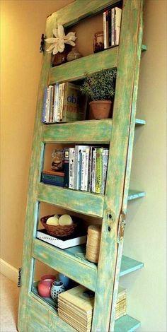 Some ideas on Bookshelves!!!!  http://myunsettlinglife.blogspot.co.uk/2015/04/bookshelf-ideas.html