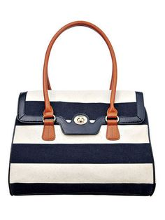 Preppy Power Spring Handbags, Best Handbags, Spring Purses, Purses And Handbags, Book Purse, Purse Wallet, Mk Bags, Nautical Fashion, Tommy Hilfiger