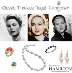 Classic and Timeless Jewelry Design - High End Jewelry Stores   CHANTECLER BON BON PEARL NECKLACE  Vibrant and tender temptations reminiscent of the colourful sugared almonds offered to the guests visiting the Chantecler Boutiques. Bon Bon is a collection