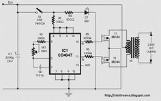Free Electrical Projects with Circuits for Engineering Students ...