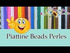 Dove comprare piattine per soutache: Beads Perles Boutique