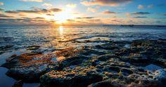 ocean beach shoreline san diego 4k ultra hd wallpaper