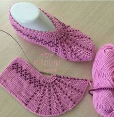 #handmade#crochet#kniting#patik yapımı için ; Ayşegül'le örgü keyfi YouTube