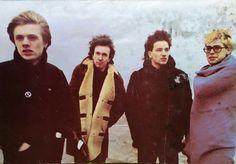 U2 - The Unforgettable Fire era, circa 1984
