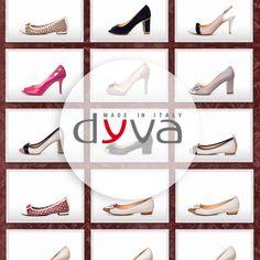 Scarpe basse o alte?  Scopri la nostra collezione primavera/estate proprio qui  http://www.dyva.it/collections/gallery.php?id=8