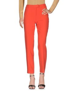 BOUTIQUE MOSCHINO Women's Casual pants Red 10 US