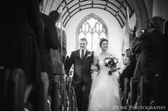 Church wedding photography in Somerset www.2tonephotography.co.uk