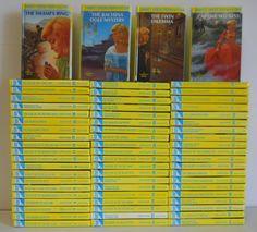 Nancy Drew Complete Series Set, Books 1-64: Carolyn Keene: 9780448445861: Amazon.com: Books