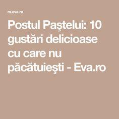 Postul Paştelui: 10 gustări delicioase cu care nu păcătuieşti - Eva.ro Pastel, Cake, Crayon Art, Melting Crayons