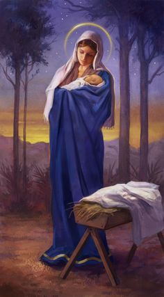 Leading Illustration & Publishing Agency based in London, New York & Marbella. Blessed Mother Mary, Blessed Virgin Mary, Catholic Art, Religious Art, Virgin Mary Art, Mama Mary, Mary And Jesus, Jesus Pictures, Pictures Of Mother Mary
