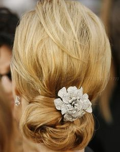 long+hairstyles+over+50+-+chignon+for+mature+women