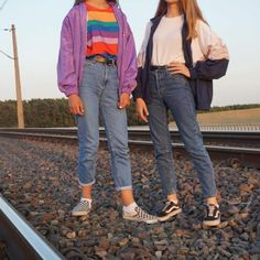 Cute friend outfits, school outfits, fall outfits, warm outfits Go to outfits Indie Outfits, Grunge Outfits, Edgy Outfits, Retro Outfits, Outfits For Teens, Fall Outfits, Summer Outfits, 80s Style Outfits, Cute Vintage Outfits
