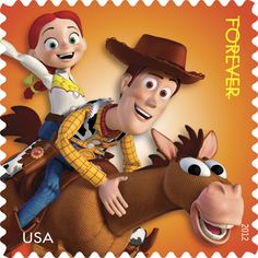 "In 1999, ""Toy Story 2"" reopened the toy box, bringing Woody, Buzz Lightyear, and all their friends back to the screen. It also introduced two memorable new toy pals: Bullseye, a boisterous bronco, and cowgirl Jessie, whose role earned her a Patsy Montana Entertainer Award from the National Cowgirl Museum and Hall of Fame."