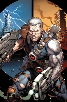 Cable #1 - Dale Keown