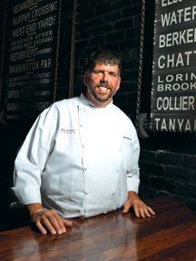 Chef Kevin Rathbun Supporter of Open Hand and the 2012 Party in the Kitchen