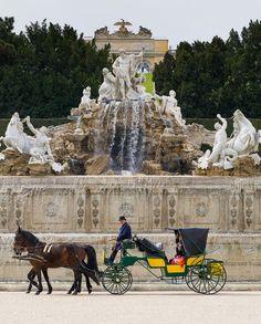 Schönbrunn Vienna, by darren.keast