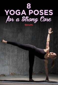 Improve your stability with these 8 Yoga Poses for a Strong Core! Improve your stability with these 8 Yoga Poses for a Strong Core! Quick Weight Loss Tips, Weight Loss Help, Best Weight Loss, Lose Weight, Reduce Weight, Yoga Beginners, Yoga Routine, Fitness Motivation, Fitness Quotes