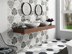 Hexagon Tegels Badkamer : Beste afbeeldingen van hexagon tegels zeshoekig honeycomb