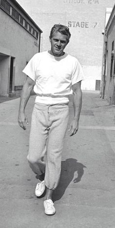 steve mcqueen fashion style | On his way to