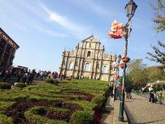Ruins St. Paul - Macau