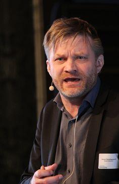 Janus Sandsgaard, Fagchef for IT og digitalisering, Dansk Erhverv