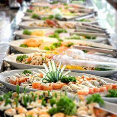 """Unser beliebtes Fischbuffet """"alles aus dem Meer"""" ist wieder da! Karfreitag 25. März ab 18:00 Uhr! __________________________ € 24,50 p.P. - Reservierung bis zum 20.03 unter 04351-5022 oder eckernfoerde@mangos.de"""