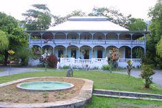 Lenstiti Kreol, Au Cap, Mahe, Seychelles