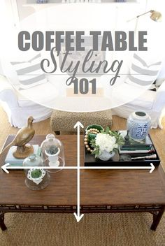 """""""How can I get my [coffee table/bedroom/office desk/life] to look like this?"""" It can be hard to nail down exactly what gives something that effortlessly chic look — that zhush, if you will. We're often left wishing for a magical formula, which is why we're obsessedwith this coffee table styling 101 from Emily A. Clarke. […]"""