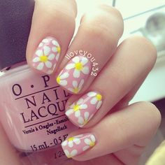 Flowers #nailart