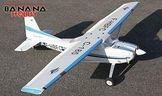 Aero Master RC Trainer Airplane - Radio Controlled Aero Master Beginner Plane - RC