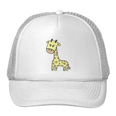 Baby Giraffe Hat