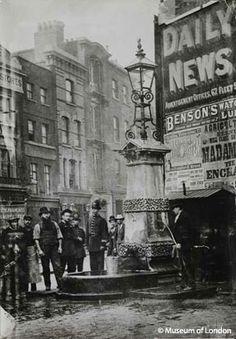 The Aldgate Pump, 1880