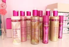 ***Sprinkle Of Glitter***    Beauty   Baby   Lifestyle   UK: Lou's Reviews    Sienna X Tan