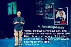 Warren Spector #EpicDisney #DeusEx #DICE2013 Quote #gaming