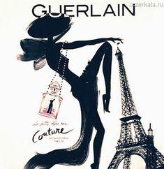Новый аромат: Guerlain La Petite Robe Noire Couture
