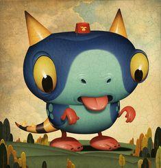 Bill Mayer - Little Beasties