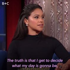Brb, channeling our inner gina rodriguez. Gina Rodriguez, Tamar Braxton, Mood Quotes, Girl Quotes, Motivational Videos, Inspirational Quotes, Tuesday Motivation, Jane The Virgin, Real Talk Quotes