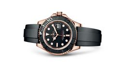 Discover the Yacht-Master 40 watch in 18 ct Everose gold on the Official Rolex Website. Model: 116655