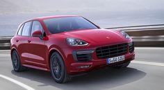Cars - Porsche Cayenne GTS : adieu le V8, place au V6 biturbo de 440 chevaux ! - http://lesvoitures.fr/porsche-cayenne-gts-2015/
